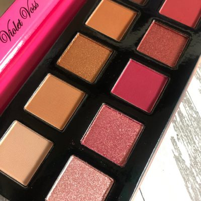 Violet Voss Berry Burst Fun Sized Eye Shadow Palette