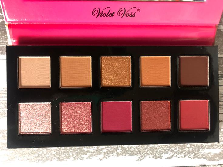 Violet Voss Berry Burst Fun Sized Eyeshadow Palette