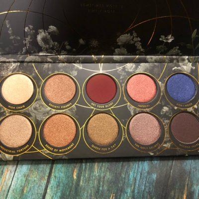 Opulence Eyeshadow Palette From Zoeva